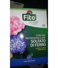 CONCIME MICROGRANULARE SOLFATO FERROSO DA KG 1