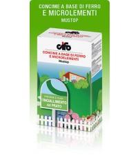 Concime a base di ferro e microelementi Mustop
