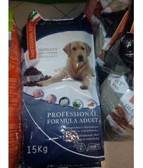 Crocchette per cani professional food diamant adult 15 kgmantenimento mangime