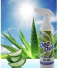 Deo Due Deodue Deodorante 500 ml Bifase ALOE  ChemiClean ELIMINA ODORI