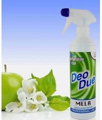 Deo Due Deodue Deodorante 500 ml Bifase mela verde   ChemiClean ELIMINA ODORI