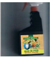 OLIO DI PINO BIO  COCCINIGLIA  BIOLOGICA NATURARE CON 500 ML PRONTO ALL' USO
