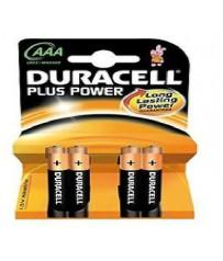 Pile Duracell Plus Duracell - ministilo - AAA - 1,5 V -
