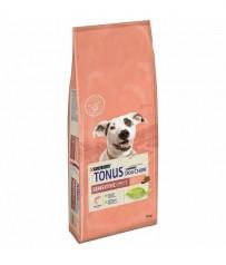 Purina Tonus Sensitive Salmone 14 Kg - Crocchette per cani
