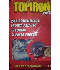 TOPIRON ESCA RODENTICIDA DA KG 1,500 FORMEVET