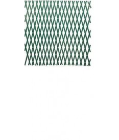 TRALICCIOIN PVC MISURA  4X1 COLORE VERDE