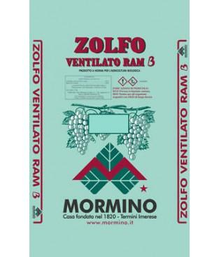 ZOLFO RAMATO   IN POLVERE SECCA DA KG 10