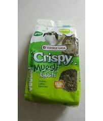 crispy muesli conigli da kg 1