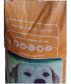 n 2  sacchi Croccantini crocchette mangime  alimento 20kg murpy